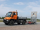 Mercedes-Benz Unimog U400 2000–13 pictures