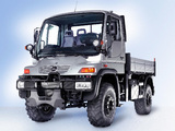 Mercedes-Benz Unimog U400 2000–13 wallpapers