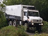 Unicat Mercedes-Benz Unimog U4000 6x6 MD52h 2000–13 wallpapers