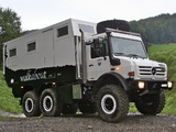 Photos of Unicat Mercedes-Benz Unimog U4000 6x6 MD52h 2000–13