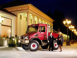Pictures of Mercedes-Benz Unimog U1400 Funmog (427) 1995–2000