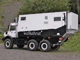 Pictures of Unicat Mercedes-Benz Unimog U4000 6x6 MD52h 2000–13
