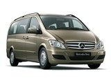 Images of Mercedes-Benz V-Klasse (W639) 2010