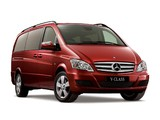 Mercedes-Benz V-Klasse (W639) 2010 images