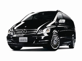 Mercedes-Benz V 350 Edition 125 (W639) 2011 wallpapers