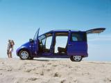 Mercedes-Benz Vaneo (W414) 2002–06 images