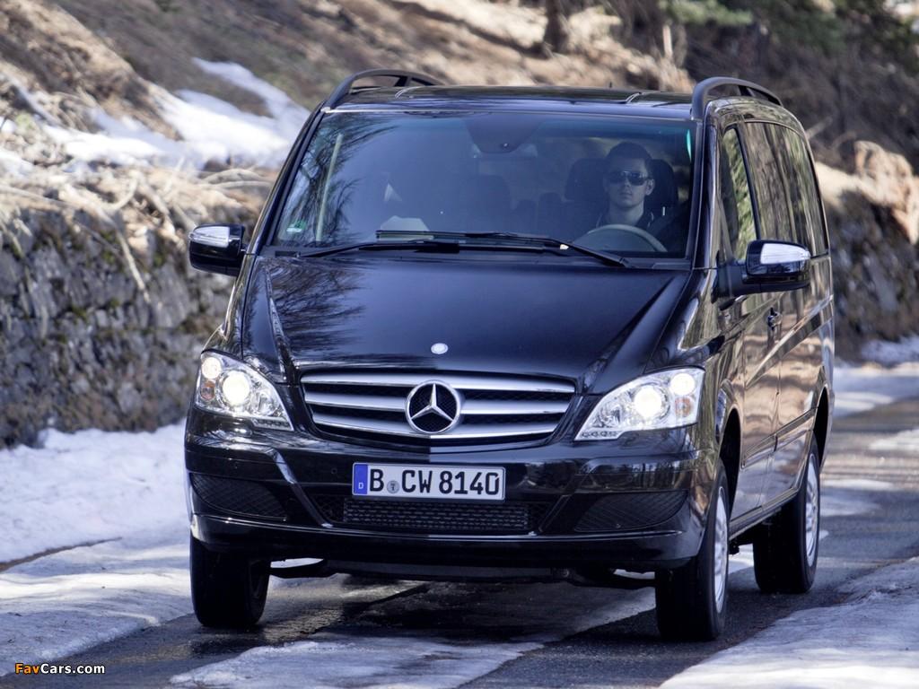 Mercedes vito 115 против mercedes viano