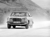 Mercedes-Benz 280 CE (W114) 1973–76 wallpapers
