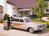 Photos of Mercury Colony Park 1964