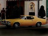 Photos of Mercury Cougar 1973