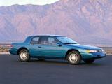 Photos of Mercury Cougar 1991–95