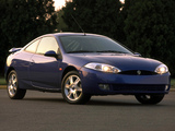 Mercury Cougar C2 2001–02 wallpapers