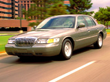 Mercury Grand Marquis 1998–2003 images
