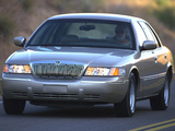 Mercury Grand Marquis 1998–2003 pictures
