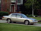 Mercury Grand Marquis 1995–97 images