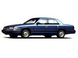 Mercury Grand Marquis 1995–97 wallpapers