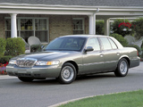 Mercury Grand Marquis 1998–2003 photos