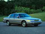 Photos of Mercury Grand Marquis 1995–97