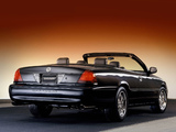 Mercury Marauder Convertible Concept 2002 wallpapers