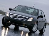 Images of Mercury Milan Hybrid 2009–10