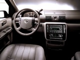 Mercury Monterey 2003–06 wallpapers