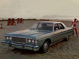 Photos of Mercury Monterey Custom Pillared Hardtop Sedan 1973