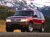 Images of Mercury Mountaineer 1997–98