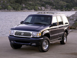 Mercury Mountaineer 1998–2001 photos