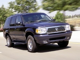 Mercury Mountaineer 1998–2001 wallpapers