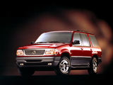 Photos of Mercury Mountaineer 1997–98