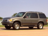 Photos of Mercury Mountaineer 1998–2001