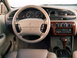 Mercury Mystique 1998–2000 photos