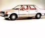 Mercury Topaz Sedan 1984 wallpapers