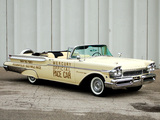 Pictures of Mercury Turnpike Cruiser Convertible Indy 500 Pace Car (76S) 1957