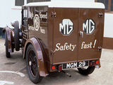 Pictures of MG M-Type High Speed Service Van 1931