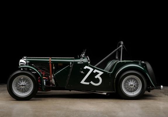mg tc race car - photo #11