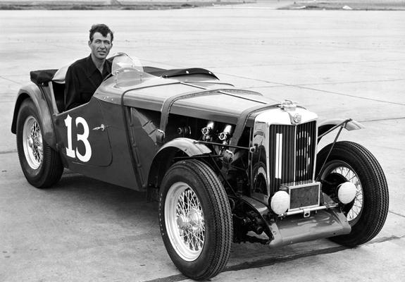 mg tc race car - photo #8