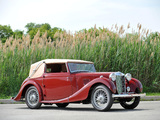 MG VA Drophead Coupe by Tickford 1939 images