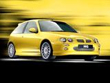 MG X30 Concept 2001 photos