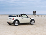 Images of Mini Cooper Cabrio (R57) 2009–10