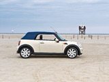 Mini Cooper Cabrio (R57) 2009–10 images