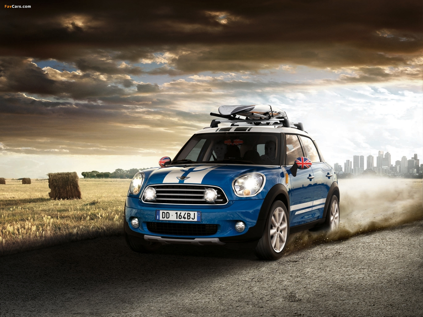 Images of Mini Cooper D Countryman Accessorized (R60) 2010 (1600 x ...