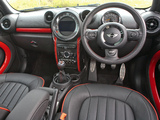Mini John Cooper Works Countryman ZA-spec (R60) 2012 photos