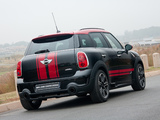 Mini John Cooper Works Countryman ZA-spec (R60) 2012 pictures