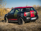 Mini Countryman Dakar Service Vehicle (R60) 2013 images