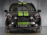 Mini John Cooper Works Countryman Dakar Winner (R60) 2013 wallpapers