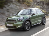 Mini Cooper SD Countryman All4 (R60) 2014 pictures
