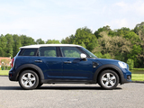 MINI Cooper Countryman (F60) 2017 wallpapers