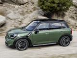 Photos of Mini Cooper SD Countryman All4 (R60) 2014