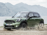 Pictures of Mini Cooper SD Countryman All4 (R60) 2014